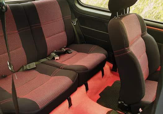 Motor home upholsterer