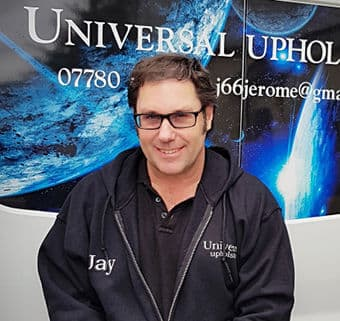 jay jerome auto car upholsterer in somerset
