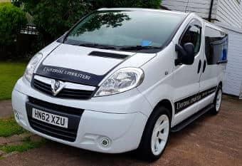 The Universal Upholstery Van